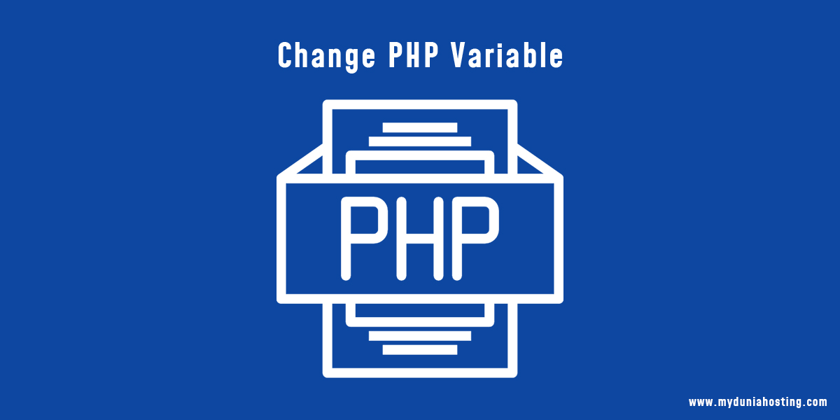 How To Change PHP Variable For My Website