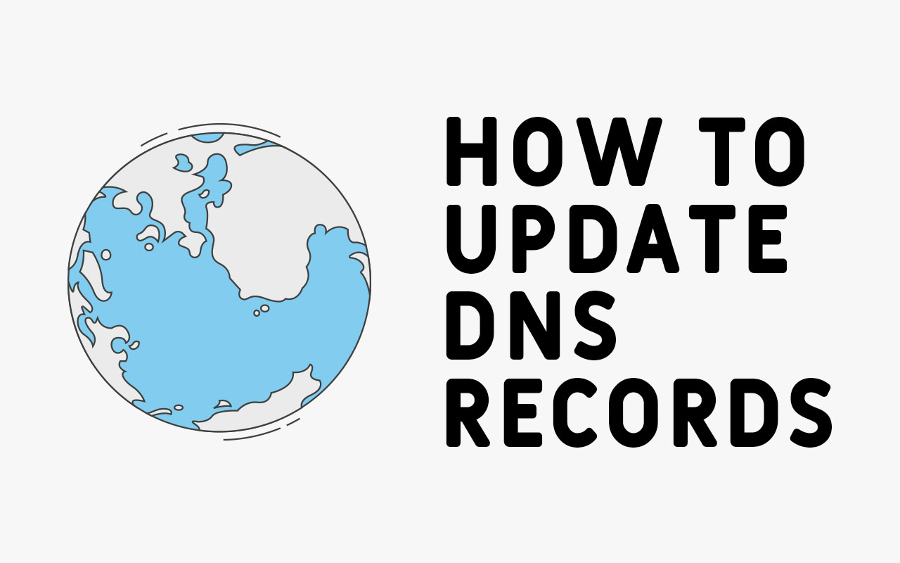 How To Update DNS Records